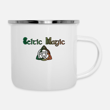 Celtic Celtic Magic - Mug émaillé