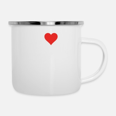 Cell Single Celled - Enamel Mug