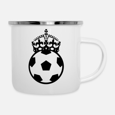 Re Calcio Re Calcio - Tazza smaltata