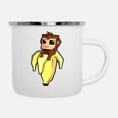 Singe Anthropoïde singe anthropoïde - Mug émaillé