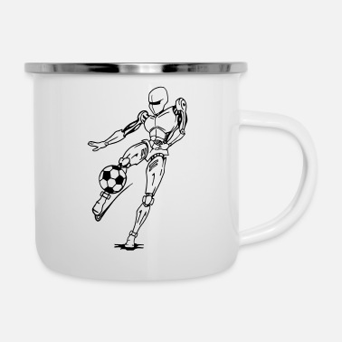 Kick Kick it! - Camper Mug