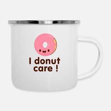 donutcare - Tazza smaltata