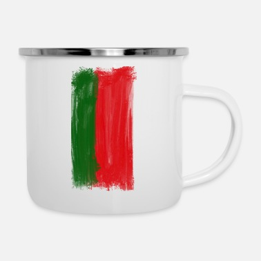 National Drapeau national portugais - Tasse émaillée