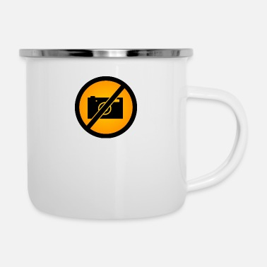 Picture No pictures - Enamel Mug