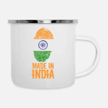 India Made in India / Made in India - Enamel Mug