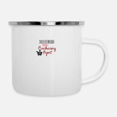Purchase Purchasing agent - Enamel Mug