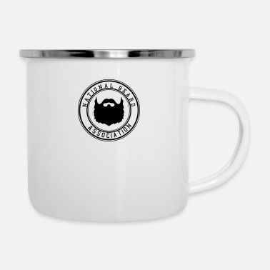 Association Association nationale Barbe - Mug émaillé