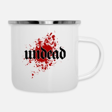 Undead undead - Undead - Emaljmugg