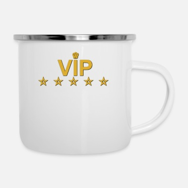 Vip Design VIP - Tazza smaltata