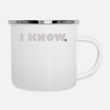 Collections R Collection - Enamel Mug