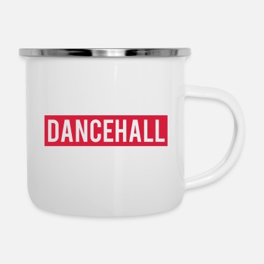 Rudeboy DANCE HALL - Enamel Mug