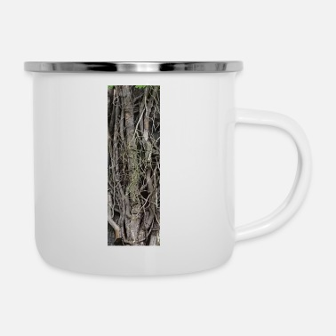 Root roots - Enamel Mug