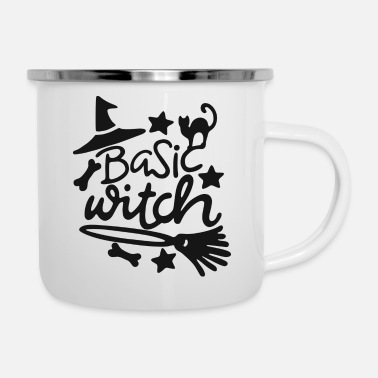 Witch Witch Basic Witch - Enamel Mug