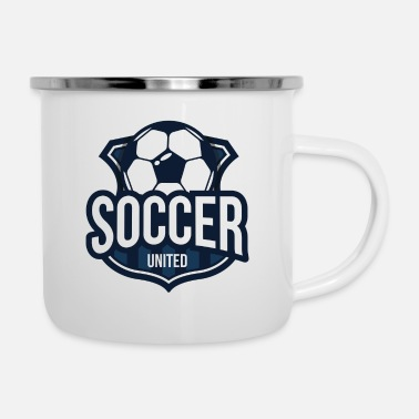 Football Club Football club - Enamel Mug