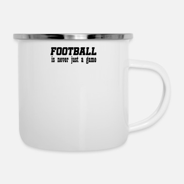 Public Viewing Football Stadium Public Viewing Betting - Enamel Mug
