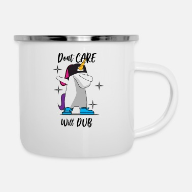 Dub Unicorn Dont Care vil DUB Unicorn Dance - Emaljekrus