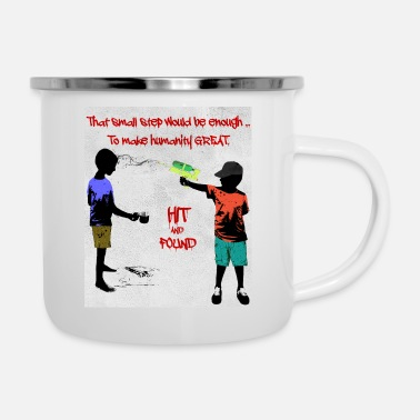 Hits Hit and found - Enamel Mug