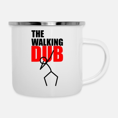 Dub The Walking DUB - Enamel Mug