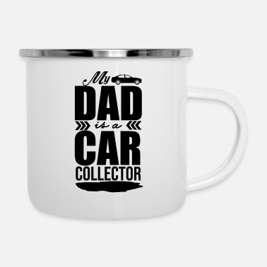 Collections Collect cars - Enamel Mug