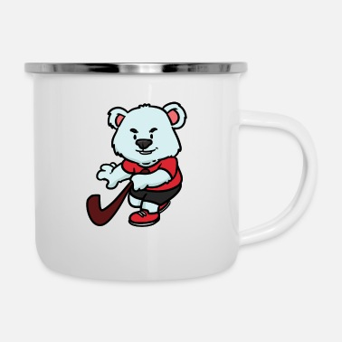 Goalkeeper Hockey Field Hockey Team Sport Team Gift - Enamel Mug