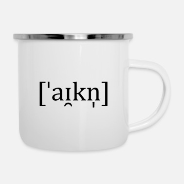 Icon Icon - Emaille-Tasse