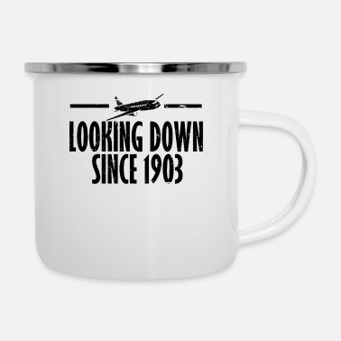 Jet Pilot pilot saying - Enamel Mug
