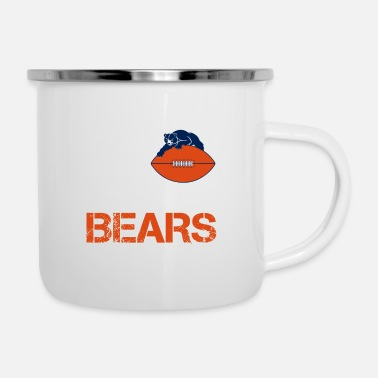 Boy This girl loves her bears - Enamel Mug