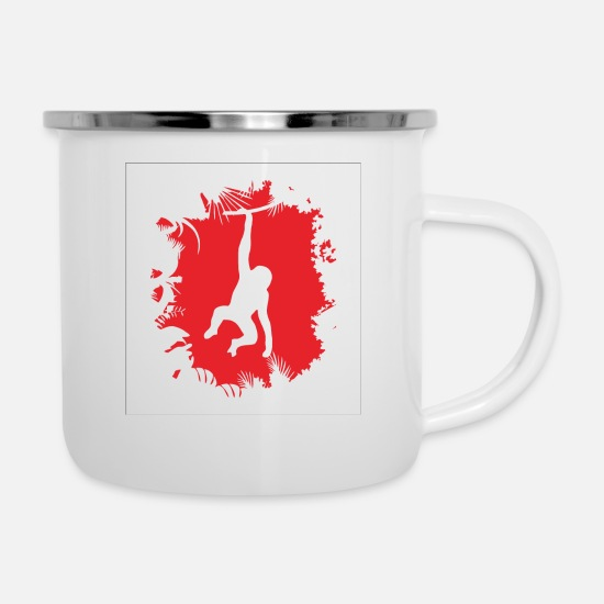 Animal Rights Activists Mugs & Drinkware - animal welfare - Enamel Mug white
