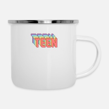 Teen TEEN - Tazza smaltata