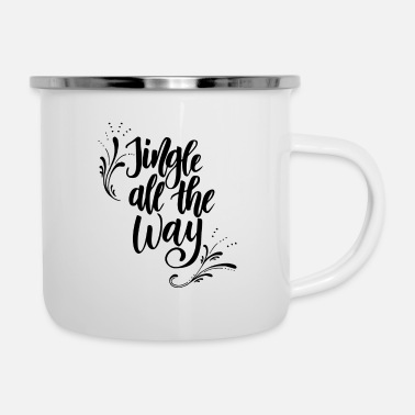 Jingle Bells Jingle Bells - Mug émaillé