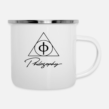 Philosophy Original Philosophy - Enamel Mug