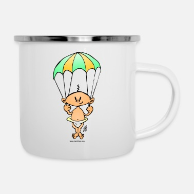 Lapsi Baby - Emaille-Tasse