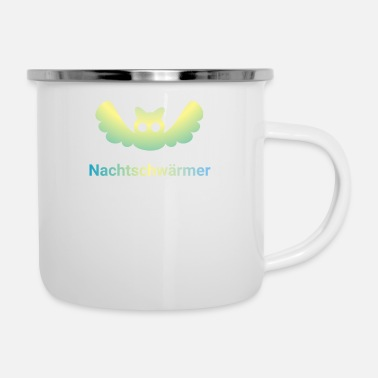 Night Owl night owls - Enamel Mug
