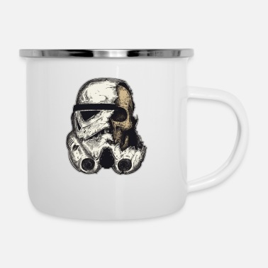 Trooper Death Star Trooper - Tazza smaltata