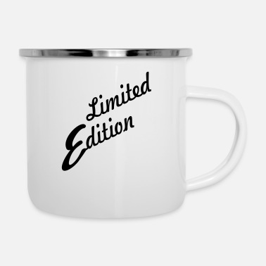 Hop limited edition - Emaille-Tasse