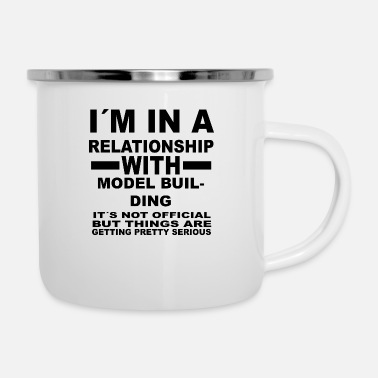 Building relationship with MODEL BUILDING - Enamel Mug