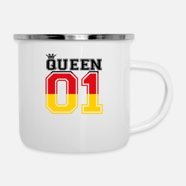 partnerland king 01 prince Germany - Enamel Mug