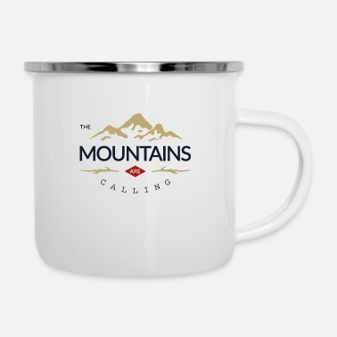 Outdoor Outdoor mountain - Mug émaillé