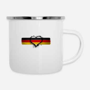 Germany Germany Germany Germany - Enamel Mug