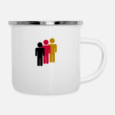 Fan community Germany - Enamel Mug