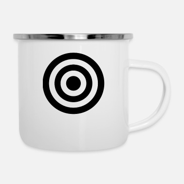 Hits hit - Enamel Mug