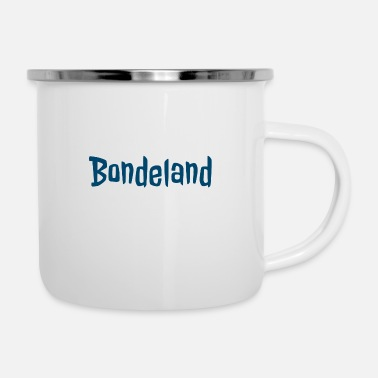 Bond Bond Country - Enamel Mug