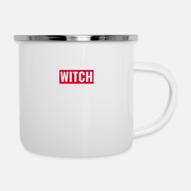 Witch witch - Enamel Mug