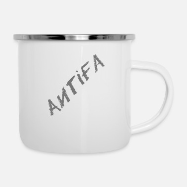 Antifa Antifa - Tazza smaltata