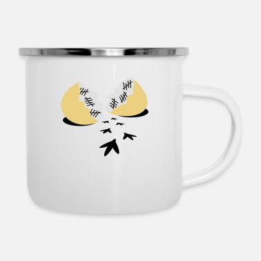 Prison Prison break - Enamel Mug