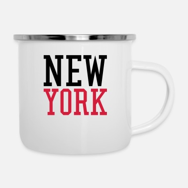 New-York - Mug émaillé
