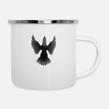Bird Eagle - Enamel Mug