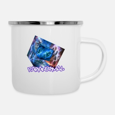 Paranormal Paranormal - Emaille-Tasse