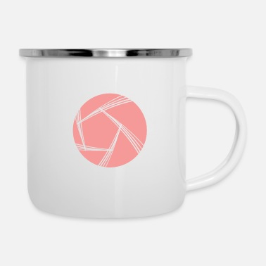 Ball Ball - Emaille-Tasse