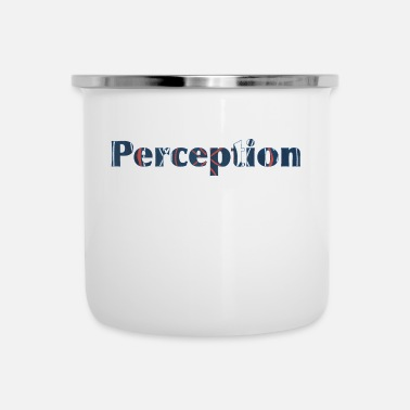Perception Perception - Enamel Mug